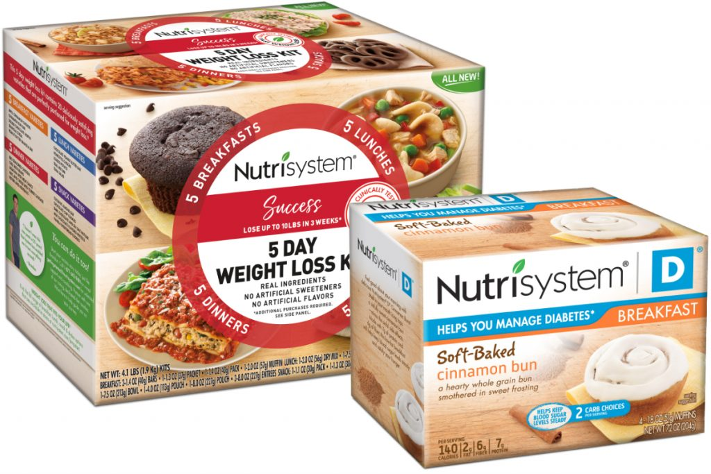 Top-Rated Diet Plans by Nutrisystem! Uniquely Yours!