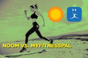 noom vs myfitnesspal