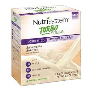 Nutrisystem Turbo Shake