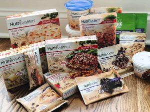 nutrisystem packaging