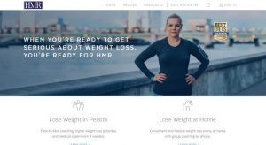 hrm weight loss